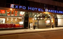 Expo Hotel Barcelona (エキスポ ホテル バルセロナ)