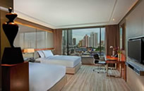 Hilton Sukhumvit Bangkok (ヒルトン スクンヴィット バンコク)