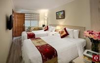 シルククイーングランドホテル
