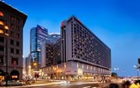 Sheraton Hong Kong Hotel & Towers (シェラトン ホンコン ホテル&タワーズ)