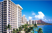 Outrigger Waikiki Beach Resort (アウトリガー・ワイキキ・ビーチ・リゾート)