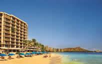 Outrigger Reef Waikiki Beach Resort (アウトリガー リーフ ワイキキ ビーチ リゾート)