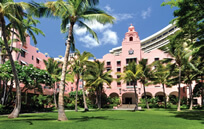 The Royal Hawaiian A Luxury Collection Resort Waikiki (ザ ロイヤルハワイアン ア ラグジュアリーコレクション リゾート ワイキキ )