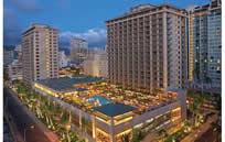 Embassy Suites Waikiki-Beachwalk (エンバシー スイーツ ワイキキ ビーチウォーク)