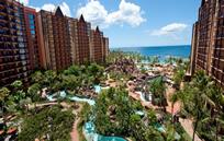 Aulani, A Disney Resort & Spa, Ko Olina, Hawai'I (アウラニ・ディズニー・リゾート&スパ コオリナ・ハワイ)
