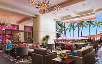 Mailani Royal Beach Tower、At The Royal Hawaiian、A Luxury Collection Resort (マイラニ ロイヤルビーチタワー アット ザ ロイヤルハワイアン ラグジュアリー)