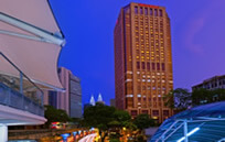 Sheraton Imperial Kuala Lumpur Hotel (シェラトンインペリアル クアラルンプール ホテル)