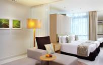Parkroyal Serviced Suites Kuala Lumpur (パークロイヤル サービススイート クアラルンプール)