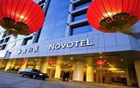 Novotel Xinqiao Beijing (ノボテルシンチャオ北京/北京新僑諾富特飯店)