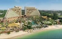Centara Grand Mirage Beach Resort Pattaya (センターラ グランド ミラージュ ビーチ リゾート パタヤ)