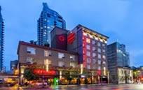 Howard Johnson Hotel Vancouver Downtown (ハワード ジョンソン ホテル バンクーバー ダウンタウン)