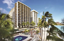 Outrigger Waikiki Beach Resort (アウトリガー ワイキキビーチリゾート)