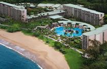 Kauai Marriott Resort (カウアイ マリオット リゾート)