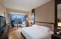 Hilton Shanghai (ザ クンルン ジンアン/静安昆侖大酒店(旧 ヒルトン上海/静安希尓頓))