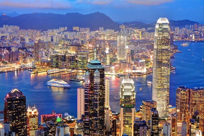 香港の必見夜景!ビクトリアピークは東洋の真珠!