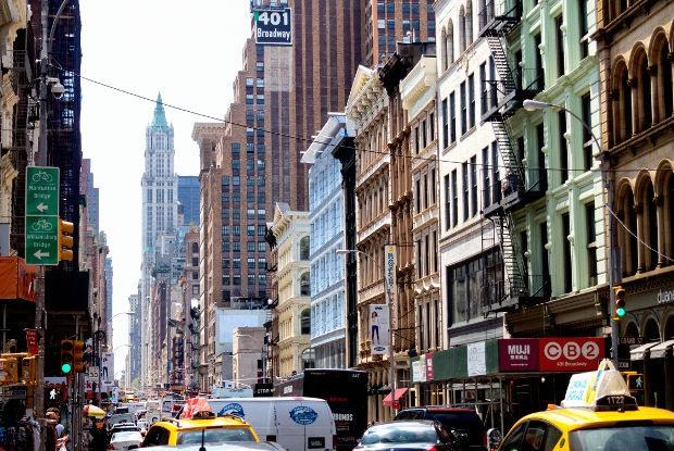 [海外旅行経験無し]それでもニューヨーク・マンハッタンに行きたい!