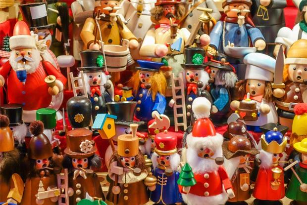 ドイツ3大クリスマスマーケット・かわいいオーナメントを探しに行く旅