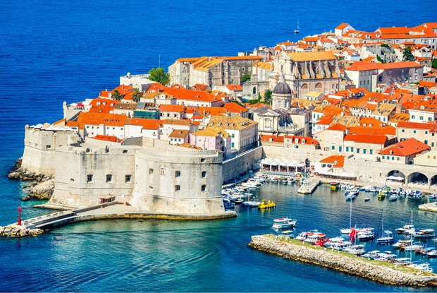 """クロアチア""""紅の豚""""のモデル地の美しさを"""