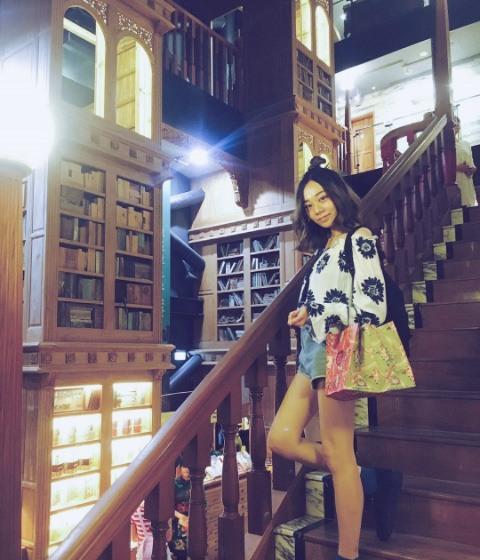 台中市内にある「宮原眼科」