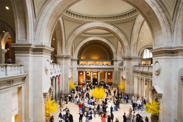 冬こそニューヨークの4大美術館を制覇しよう