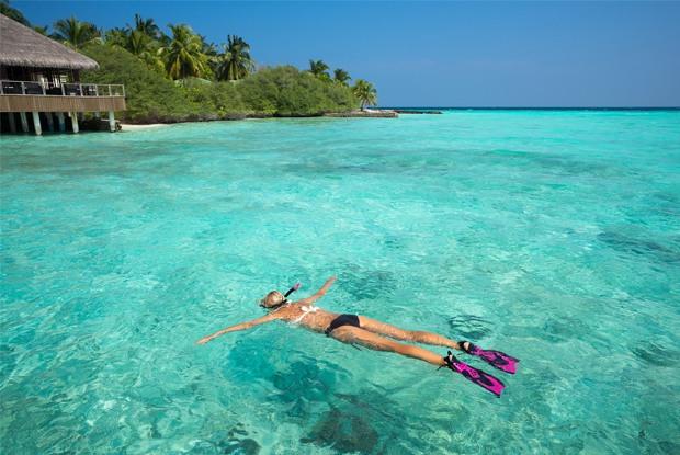 [最高のリフレッシュ休暇]フィジーの海にぷかーっと浮かびに行く旅