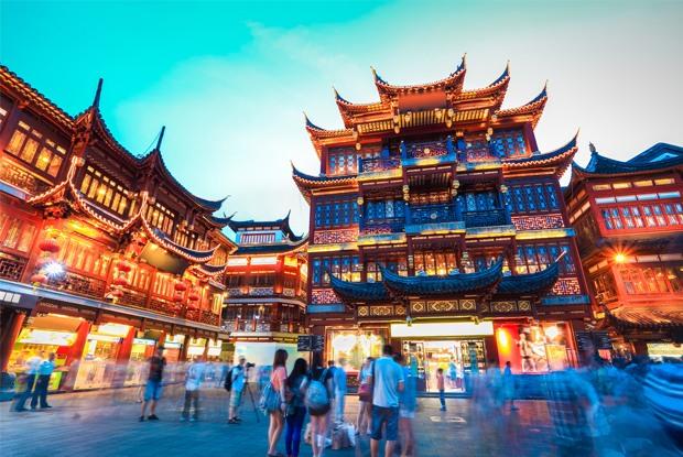 上海観光おすすめスポット!豫園商城でショッピング&グルメを楽しもう