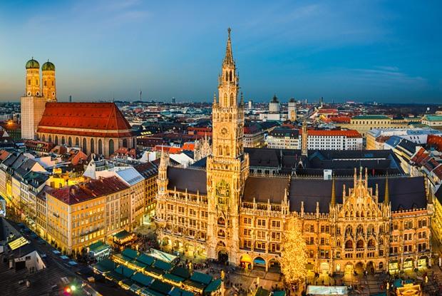 冬の欧州観光で「ミュンヘンのクリスマスマーケット」がオススメな理由