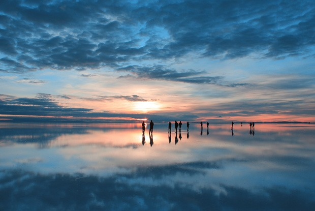 ウユニ塩湖で2019年カウントダウン&初日の出!最高の年を迎えよう