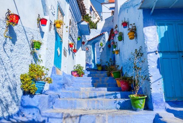 モロッコの青い街、シャウエンの不思議な魅力とは