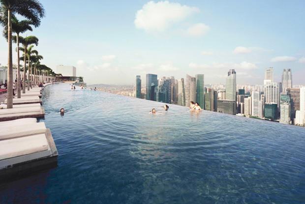 シンガポール「マリーナベイ・サンズ」に泊まって「天空のプール」で泳ぎたい!