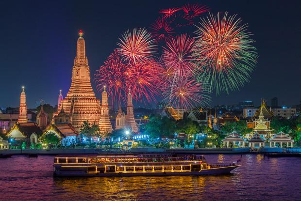 [30代で経験したい]バンコクの高級ホテルで過ごす、美と潤いに満ちたひととき