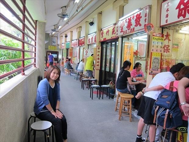 香港黄大仙(ウォンタイシン)のおみくじスポット