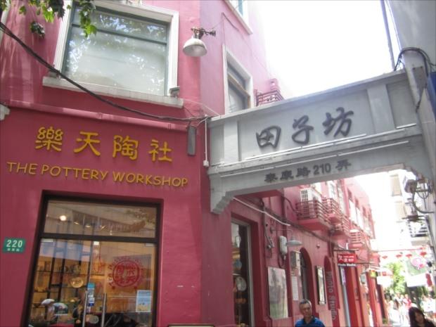 ノスタルジックな上海の面影を残す田子坊はインスタ映えスポットがざくざく!【中国】