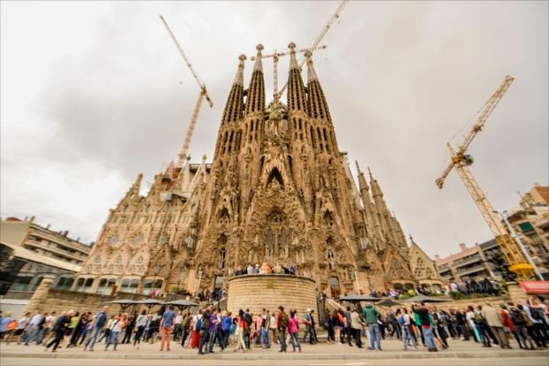 バルセロナのシンボル、サグラダ・ファミリア