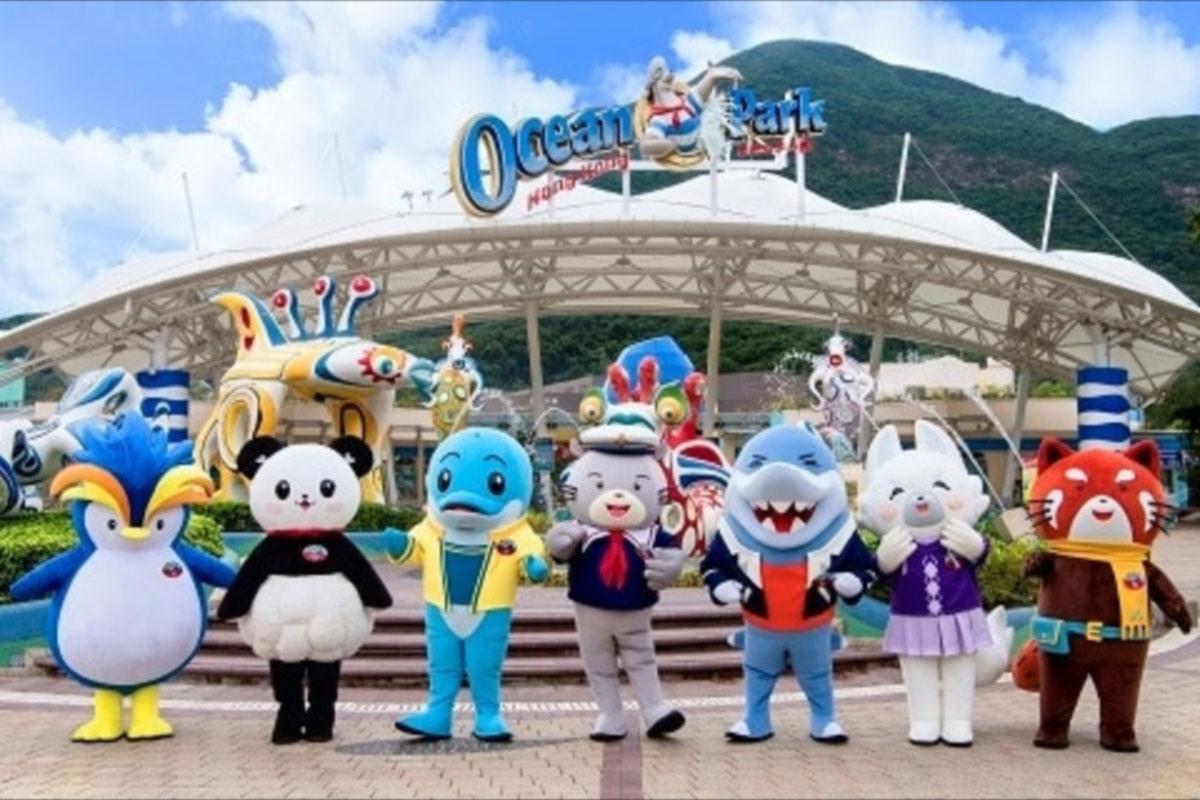 愛くるしいパンダにキュン!水族館もジェットコースターも楽しめる「香港オーシャンパーク」を徹底解剖!  【香港】