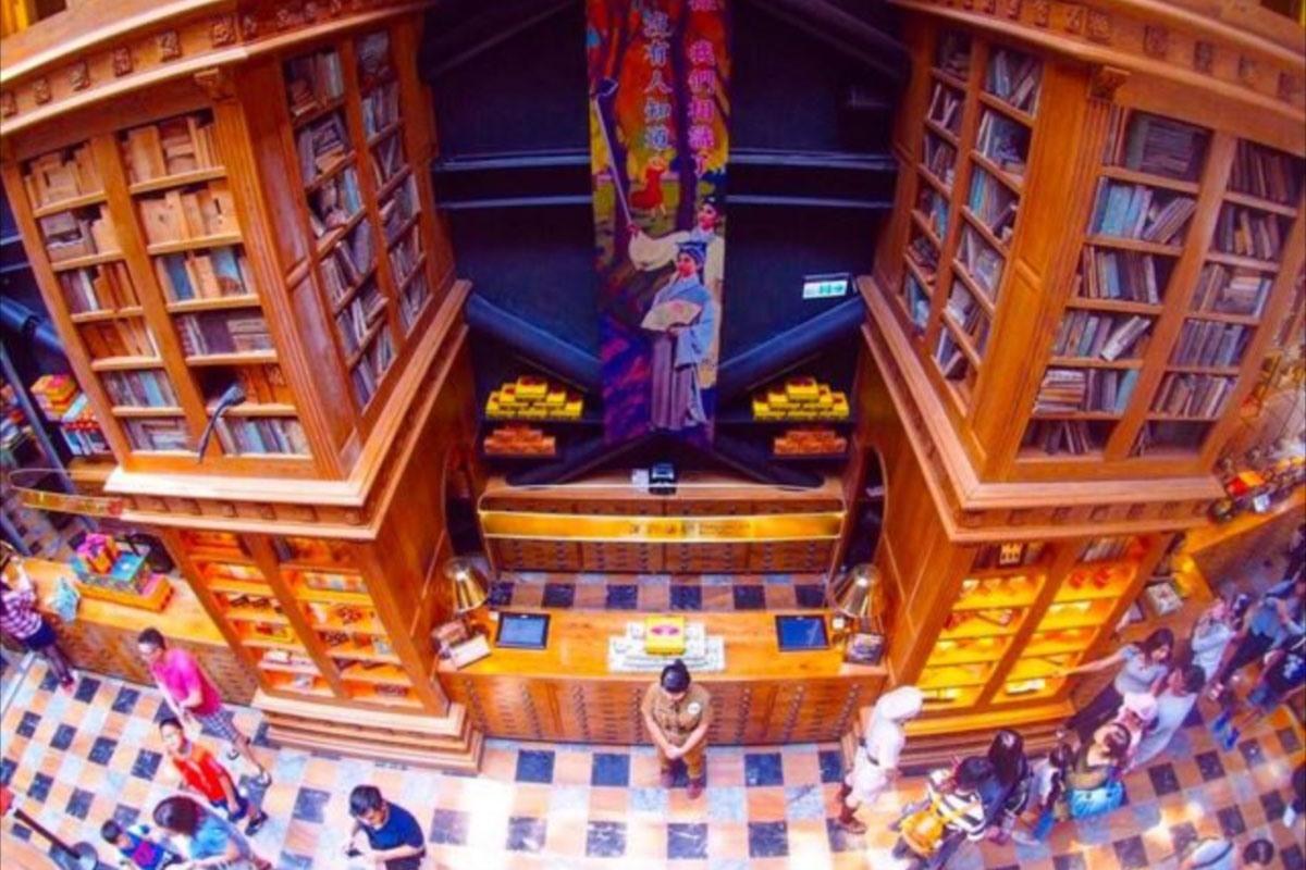 台中の宮原眼科は、台湾で絶大な人気を誇るインスタスポット【台湾】