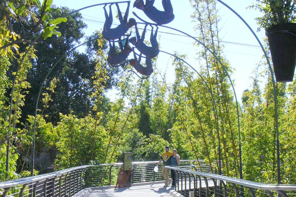 サンディエゴ動物園が、西海岸有数のレジャースポットになっているの知ってる?