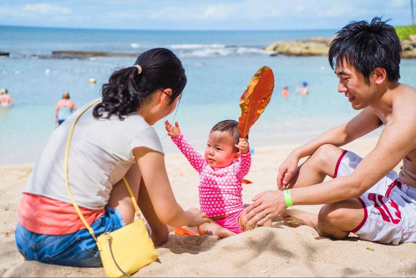 家族3人で10万円!赤ちゃん連れ旅行ならピークを外して海外へ!