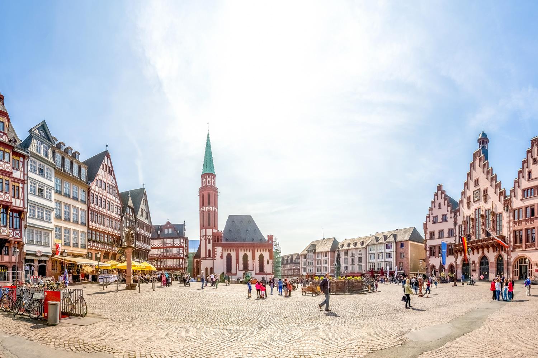 フランクフルトはドイツ有数の「観光都市」。乗り換えだけじゃもったいない!