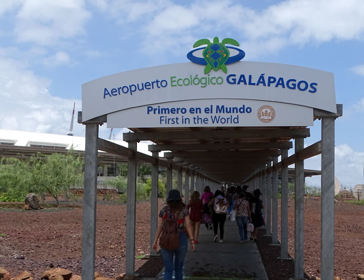飛行時間は?日本からガラパゴス諸島への行き方を入島まで徹底解説