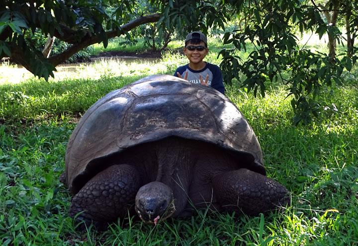 世界遺産のガラパゴス諸島は、独自の進化を遂げた動物たちの楽園だった。