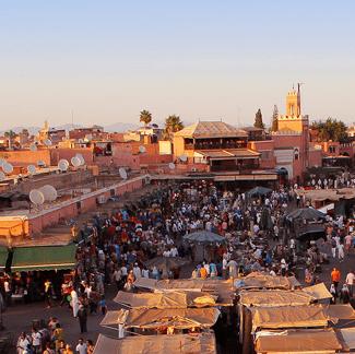 モロッコ旅行・ツアー