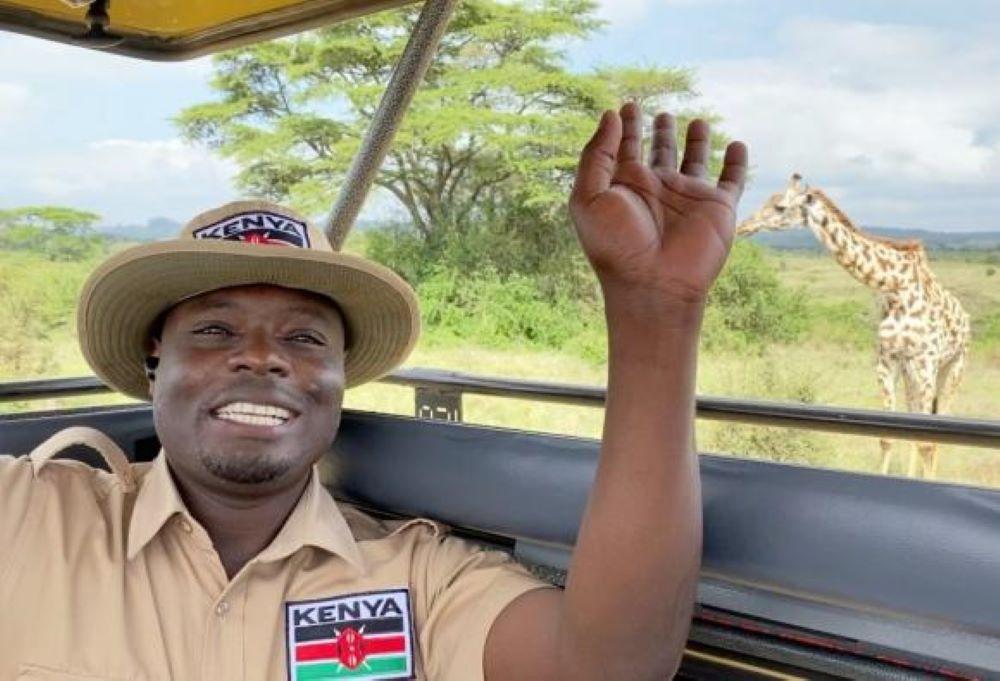 ケニアサファリツアー オンラインツアーイメージ