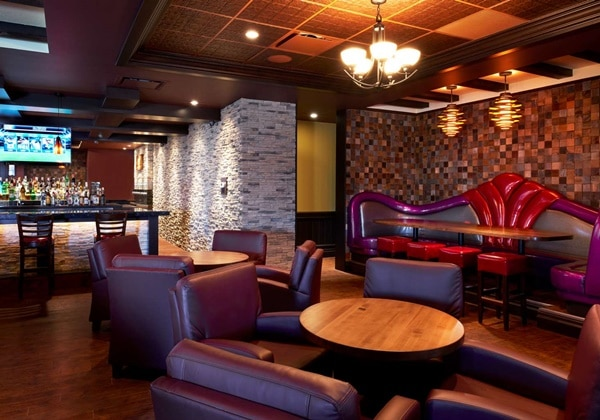 Barney's Pub & Grill Seating