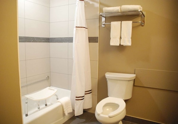 Mobility Accessible Bathroom