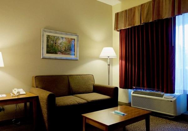 Suite Front Room