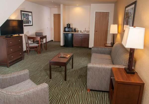 1 Bedroom Excutive Suite