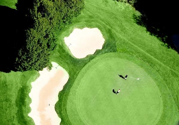Hotel Golf Course