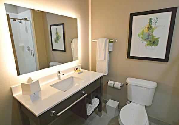 King Kitchenette Bathroom