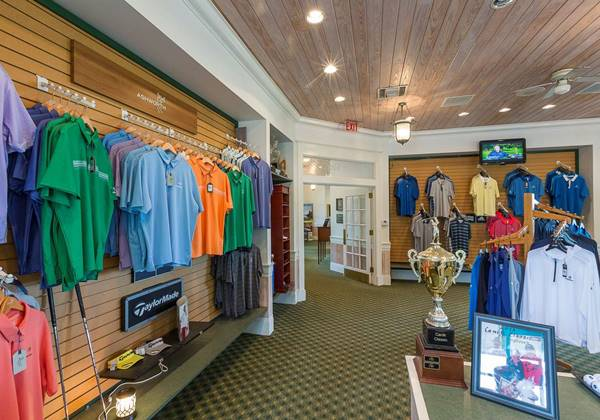 Cypress Bend Resort Golf Pro Shop